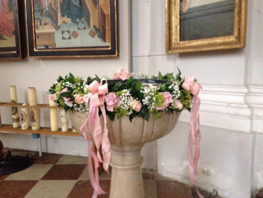 Taufe Blütenwerk Blumen In Großgmain Schenken Mit Stil
